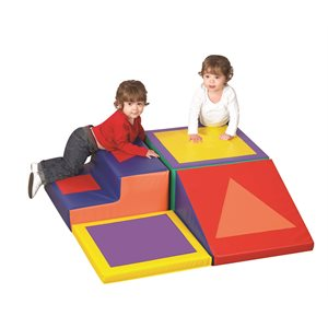 Jeu d'escalade Shape & Play