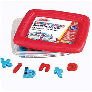 Lowercase Letters Magnets