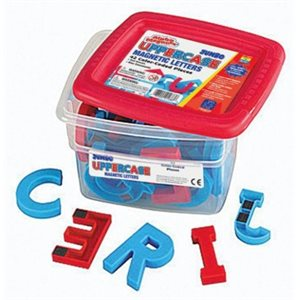 Uppercase Letters Magnets