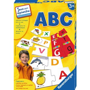 Learn the alphabet ABC