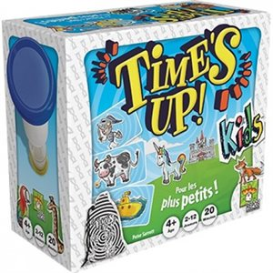 Time's Up - Enfants