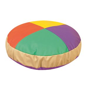 Bright Colours Pouf