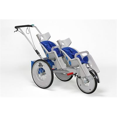 Runabout Stroller Double