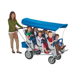 Runabout Stroller - 6 places