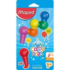 Color' Peps for Toddlers