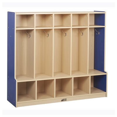 5-Section Coat Locker Blue on blue tools, blue printers, blue screens, blue folders, blue first aid, blue pallets, blue benches, blue containers, blue files, blue floors, blue bar, blue linen, blue mailboxes, blue signs, blue boxes, blue scales, blue library, blue cupboards, blue zebra, blue locks,