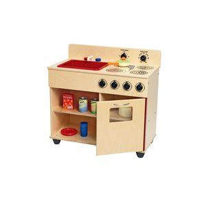 Birch Sink & Stove Combo Value Line