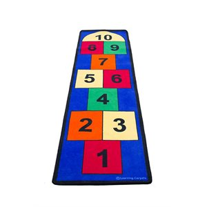 Jumbo Large Hopscotch - Rectangular