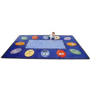 Tapis rectangulaire - Expressions