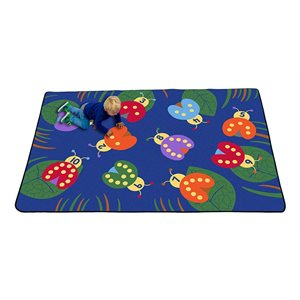 Tapis Coccinelle