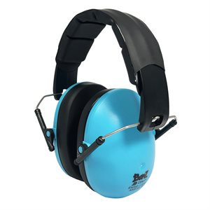 Banz Child Earmuff Blue