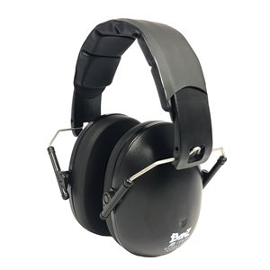 Banz Child Earmuff Black
