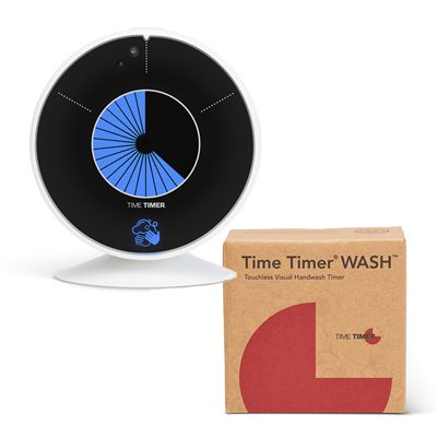 Time Timer Wash nettoyage des mains