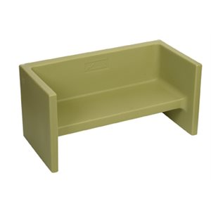 Edubench - Moss Green