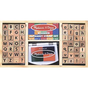 Stamp Set - Alphabet