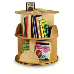 Two Level Book Carousel